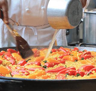 Annual Paella Dinner