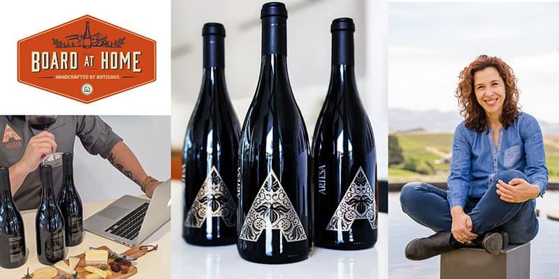 Pinot Noir and Terroir Virtual Event with Ana Diogo-Draper